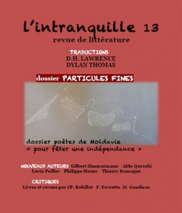 L'Intranquille n° 13