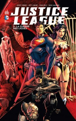 Justice League - T. 5 : La Guerre des ligues