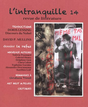 L'Intranquille n° 14