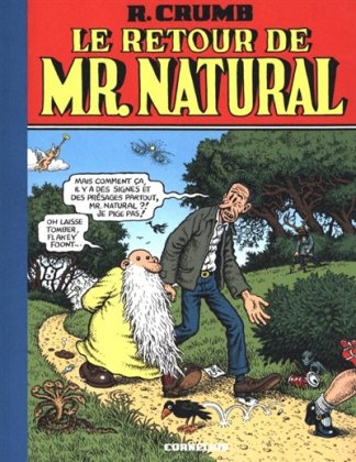 Mr. Natural - T. 2 : Le Retour de Mr. Natural