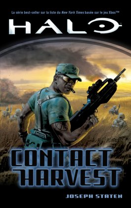 Halo - T. 5 : Contact Harvest